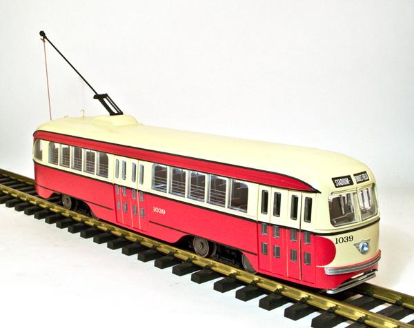 Pcc Trolley Pittsburgh
